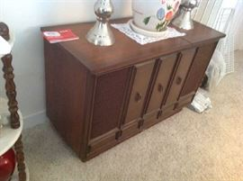 Record / Stereo Cabinet $ 140.00