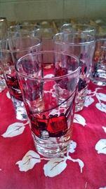 INTERNATIONAL HARVESTER DRINKING GLASSES