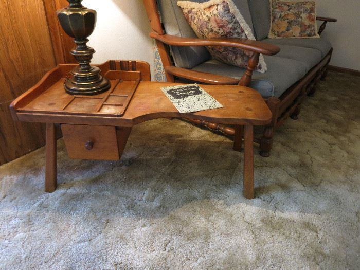 Sweet Maple Accent Table