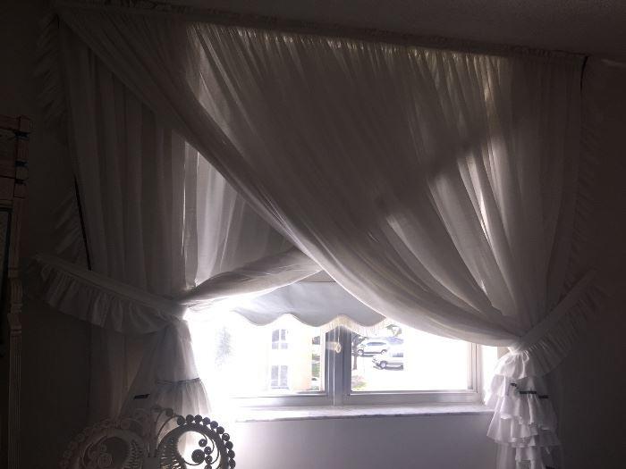 Custom drapes