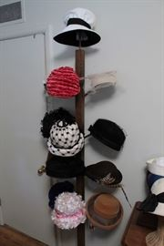 We will be replenishing hats at the end of the first day