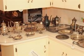 Tea Set Pieces