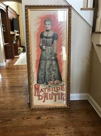 Over 6 foot tall, old and original