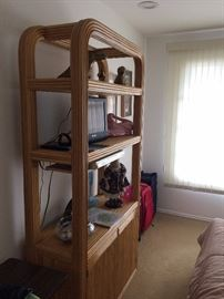 McGuire Wheat sheaf Style cabinet