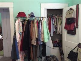 Ladies Clothes, Purses