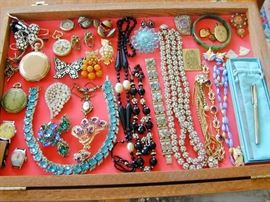 Tons of Fine & Costume Estate Jewelry