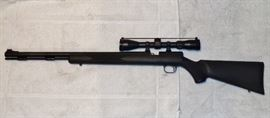 THOMPSON CENTER ARM 50 CAL. MUZZLE LOADER