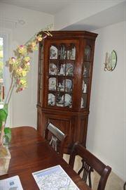 Pennsylvania House Corner Cupboard