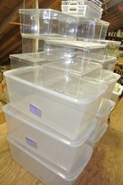 Storage and Organizer Containers