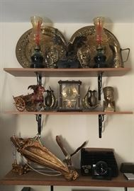 Vintage collectables