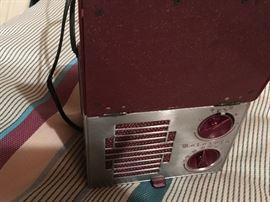 Motorola Bakelite radio
