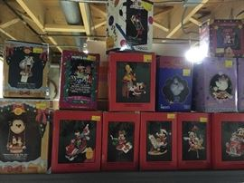Large Disney collection
