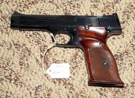 S & W Model 41