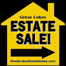 Another Great Lakes Estate Sale!  It's Easter Weekend And We Have A Super Fun Sale For You!
