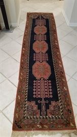 Great Oriental Hand Made Runner Rug