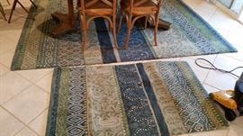 Fantastic Chapel  Matching Rugs- $4000 NEW