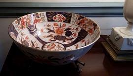 Imari bowl (another view)