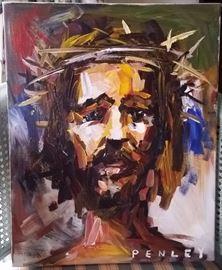Original Oil Painting by Steve Penley