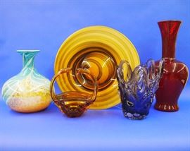 Murano & Italian Art Glass