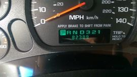 Monty carlo, 82xxx miles
