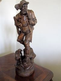 Wood carvings from around the world