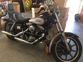 1984 Harley Low Rider