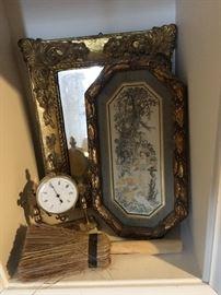 Fun vintage mirror