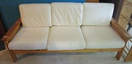 Matching loveseat, chair and end table priced separately
