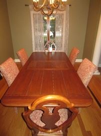 Walter E. Smith Table and chairs. 8 Chairs. $1200 OBO