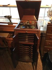 Working RCA Victrola