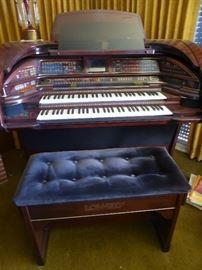 Lowrey Organ $3,000 or best offer
