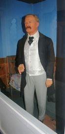 wax teddy Roosevelt  K. Sturburgh