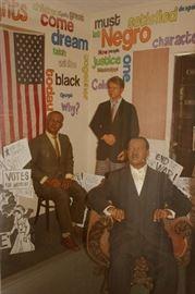 wax Civil Rights Leaders