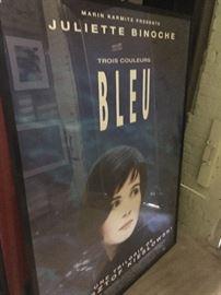 Juliette Binoche poster