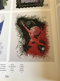 Picture of ERTE IN BOOK