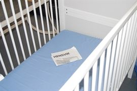 Hensvik Crib from Ikea