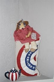 Sample of Americana Decor