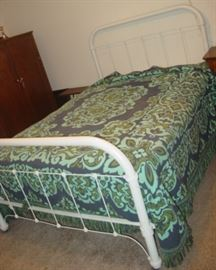 Iron Bed - Complete