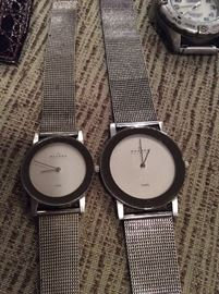 Beautiful vintage Danish SKAGEN watches!