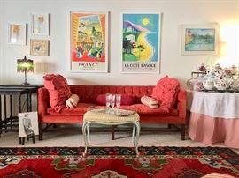 Fabulous furnishing, accessories & art