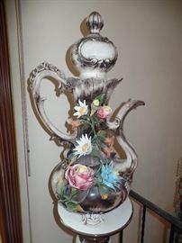 Capodimonte Large pitcher
