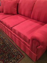 Also...Have Guests Stop By...We Have An Amazing Fine Designs Sleeper Sofa!...