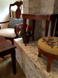 Stools ~ Tables and Chairs!...
