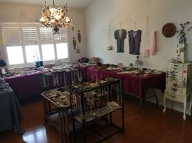OMG..look at ALL the jewelry. Great prices !!