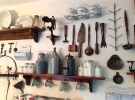 Primitive cook tools