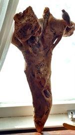 Carved Crucifix