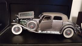 Franklin Mint Automobiles