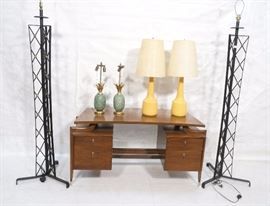 Jean Royer Style Lamps and Lighting