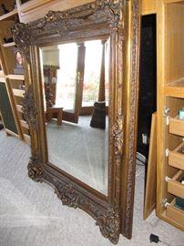 Gorgeous Beveled mirror