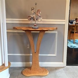 James Gentry signed console table